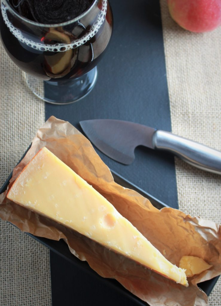 Pair Doppelbock with 1000 Days Aged Gouda