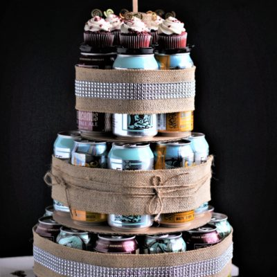 Make a Craft Beer Cake in 10 Minutes