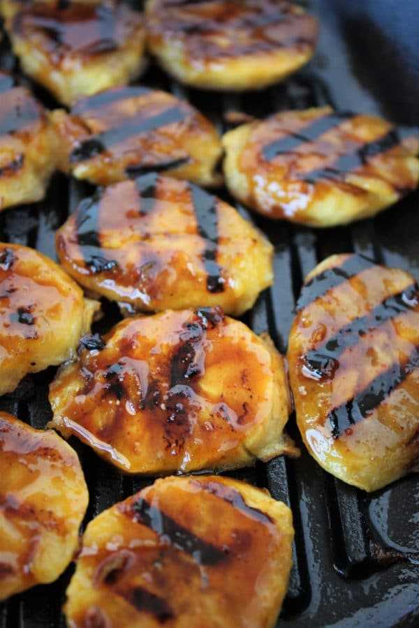 Must Try Recipe for Beer Glazed Grilled Plantains