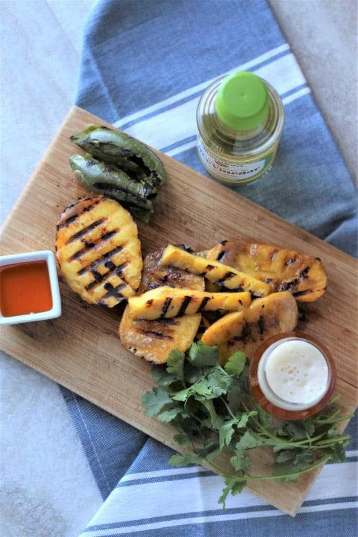 IPA-Mango-Jalapeno Sauce Ingredients
