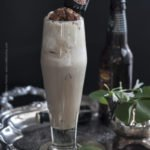 Irish Stout Ice Cream Float with Bailey's 9