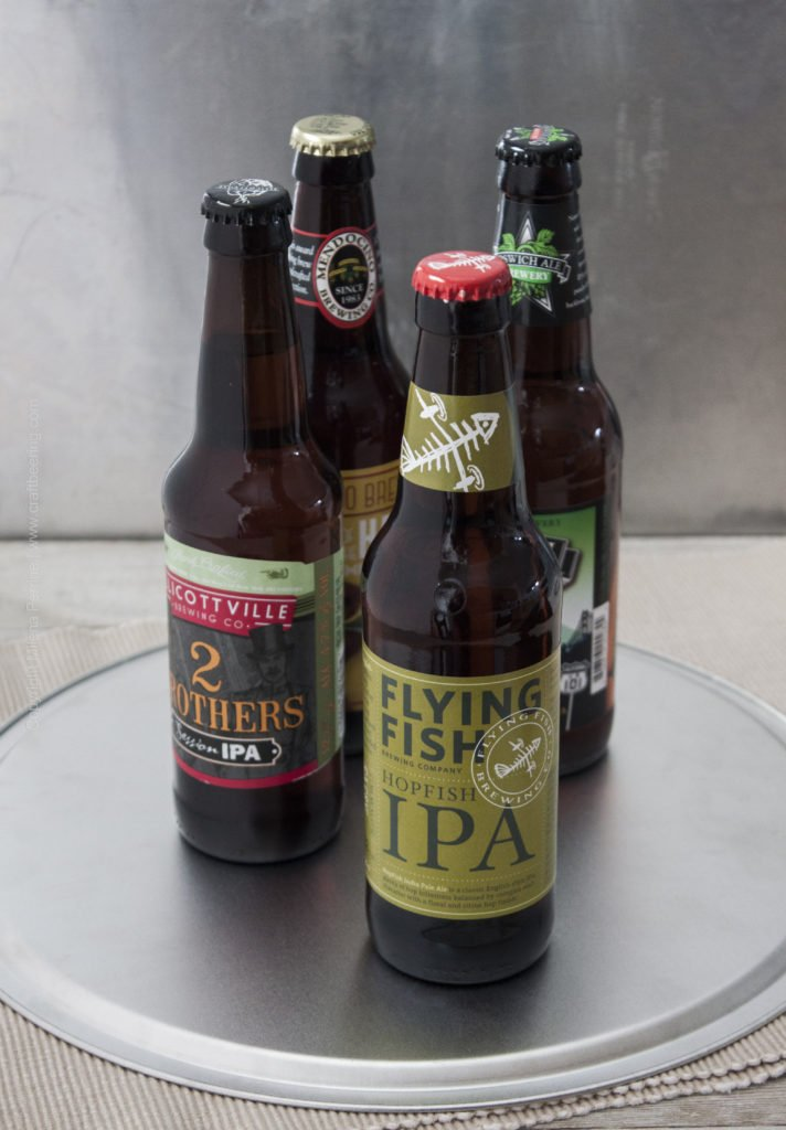 English IPA vs. American IPA