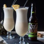 IPA Pina Colada Craft Beer Cocktail