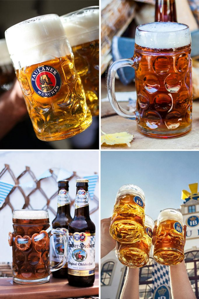 Oktoberfestbier vs Märzen vs Festbier