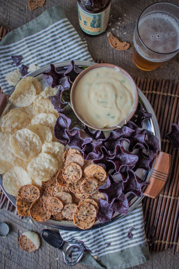 Jalapeño Fontina Beer Cheese Dip