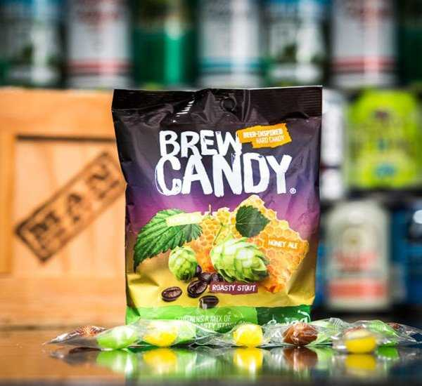 Brew candy