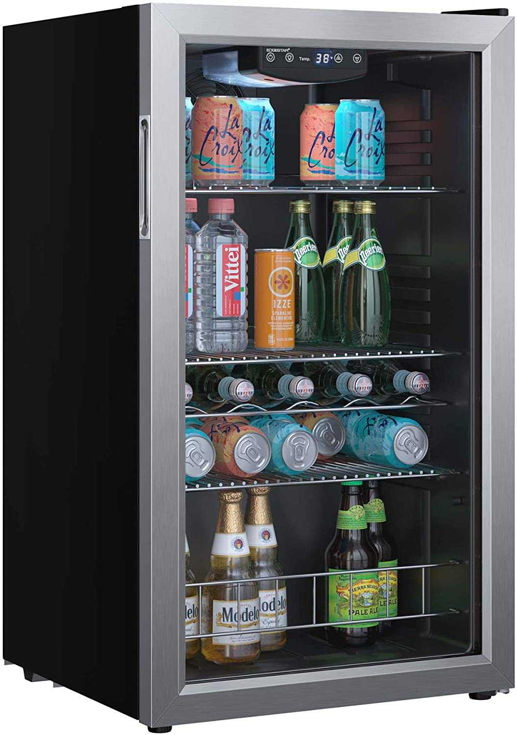 A dedicated beer cooler/fridge is a great gift for any man.