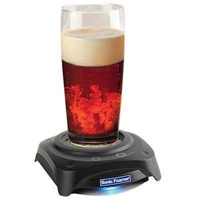 Beer aroma booster gadget