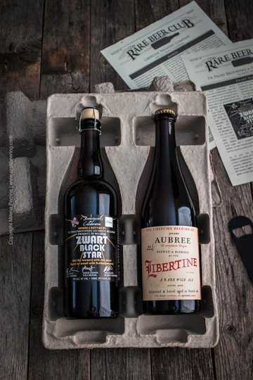 Rare Beer Club gift idea for craft beer lovers. Beer gift for him that will score you some major points