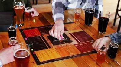 Beer gifts for him - beer tasting game