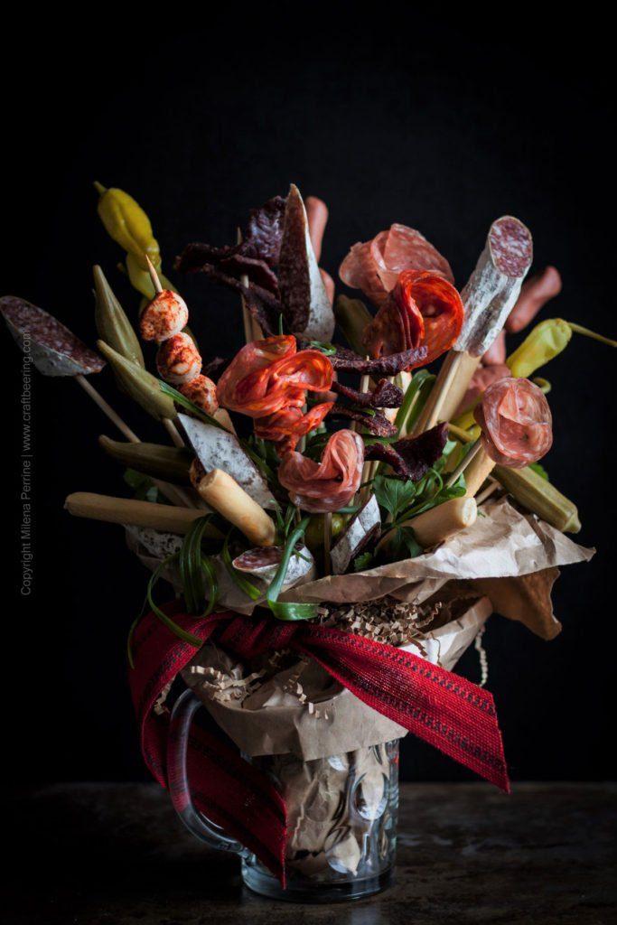 Charcuterie Bouquet
