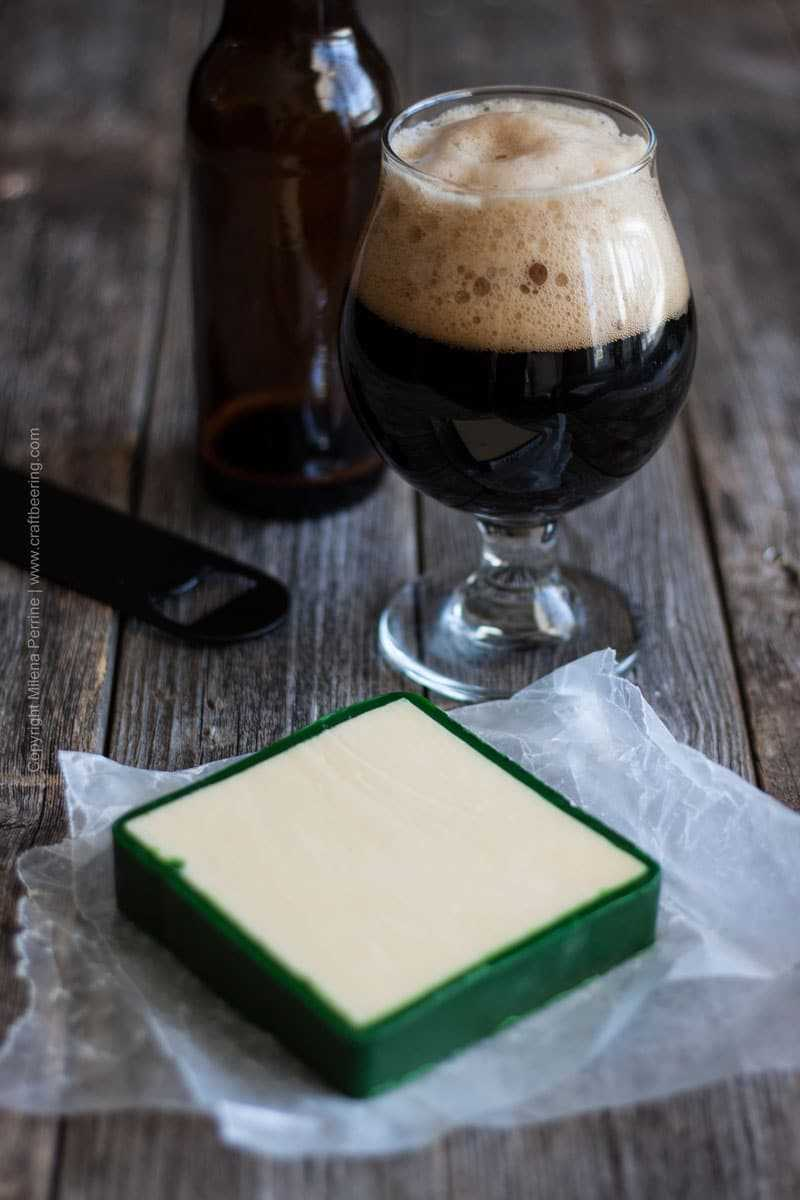 Stout Meatloaf with Irish Cheddar | Oatmeal stout and Irish cheddar are the stars here