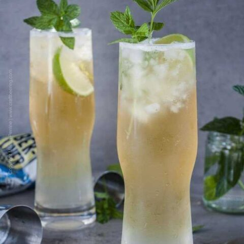 Beer Mojito (with Berliner Weisse)