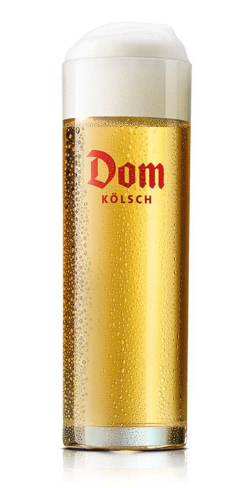Dom Kolsch - one of the most famous KOlsch beer brands.