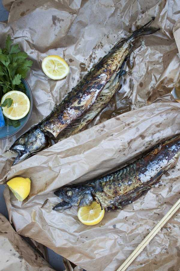 Steckerlfisch aka fish on stick is a must try at Bavarian folk fests and in beer gardens.