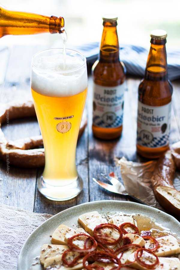 Pair Limburger cheese with Bavarian style weissbier.