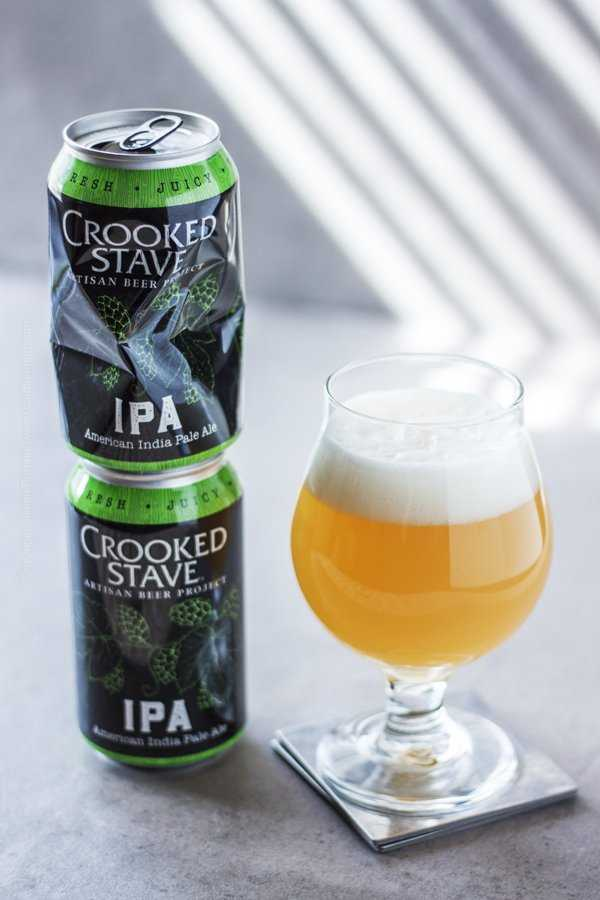 Crooked Stave Juicy Hazy IPA