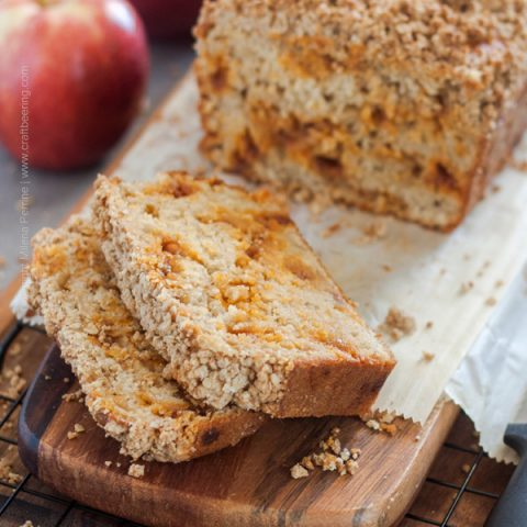 Apple Bread (Easy & Versatile)