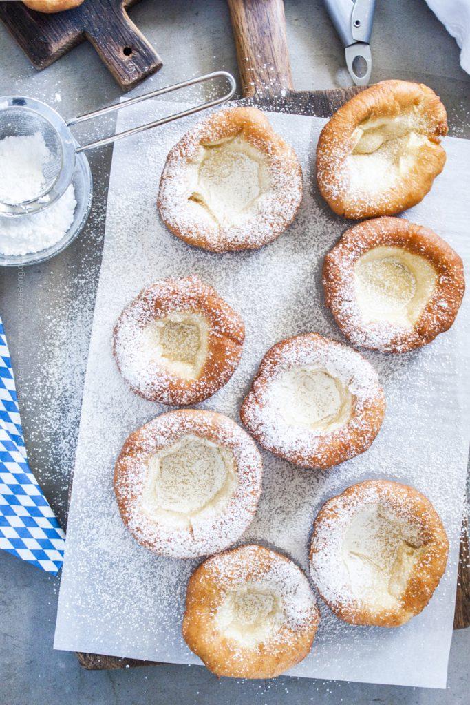Bavarian Donuts (Bayerische Ausgezogene)