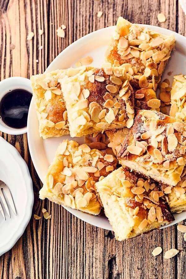 German Butter cake aka Butterkuchen