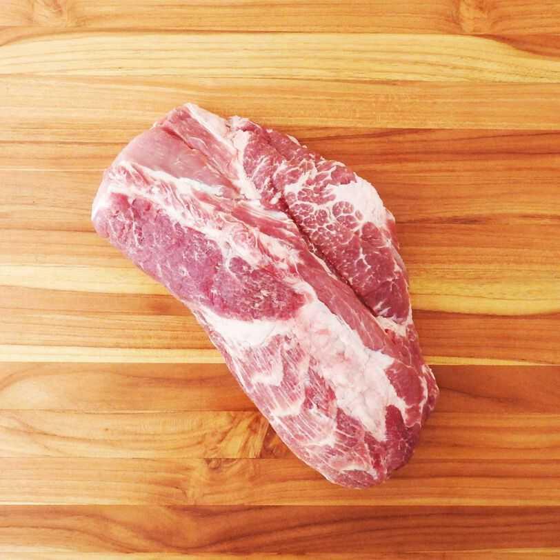 Berkshire Pork Collar (Pork Neck)