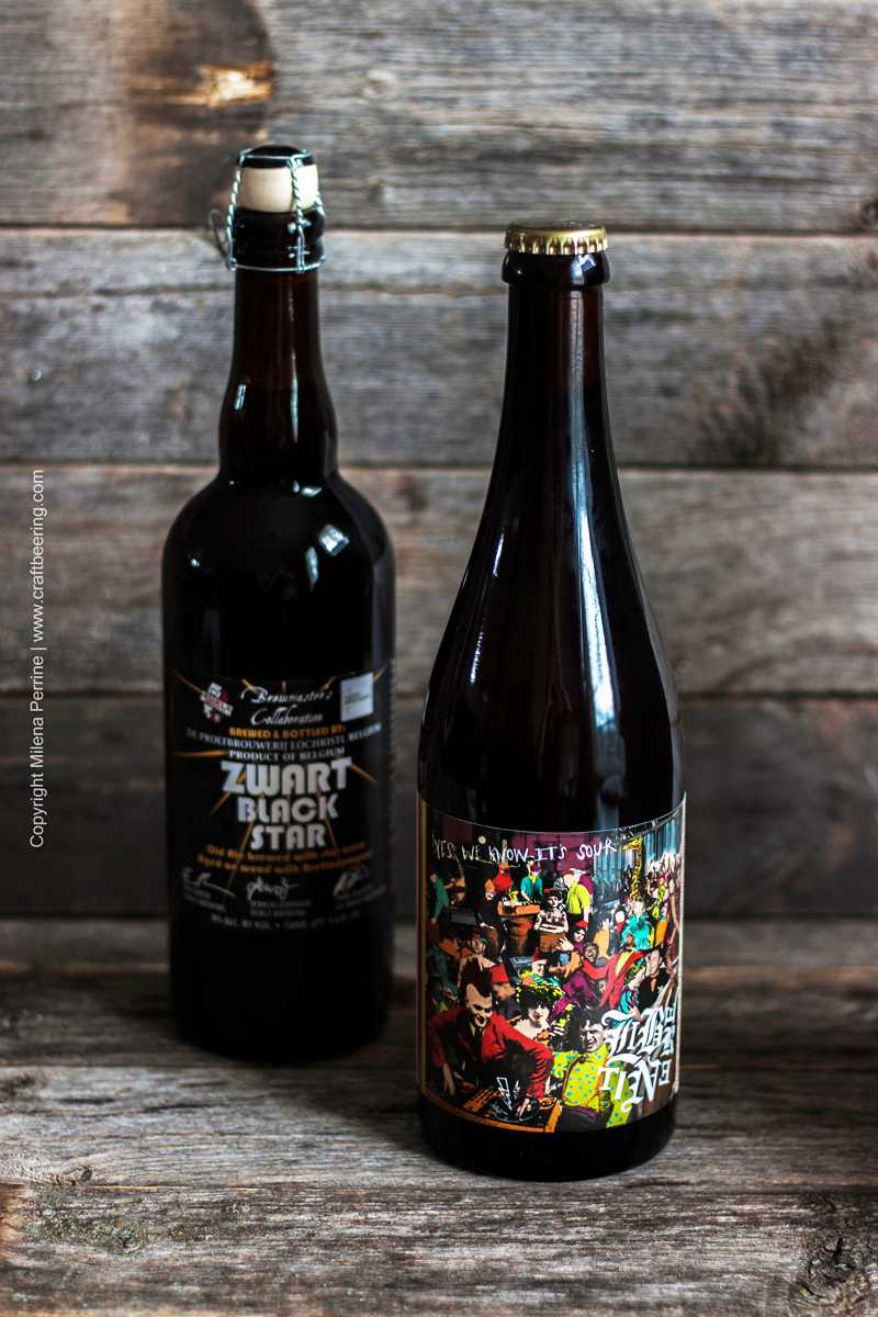 Two hand picked craft ales from the Rare Beer Club