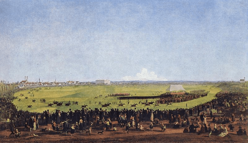 First Oktoberfest 1810
