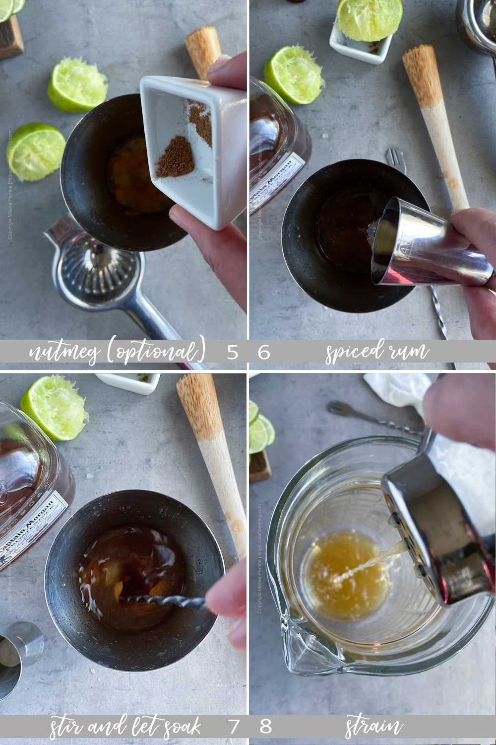 How to make beer punch with ginger beer and spiced ale - part 2