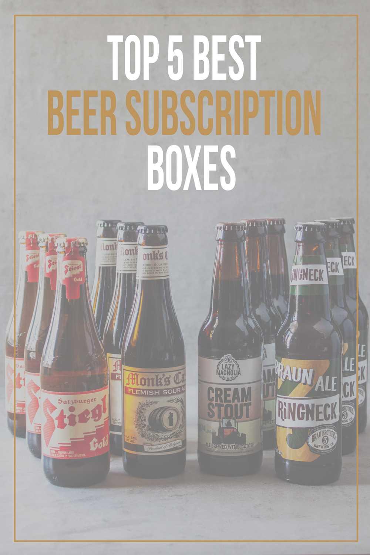 Best Beer Boxes