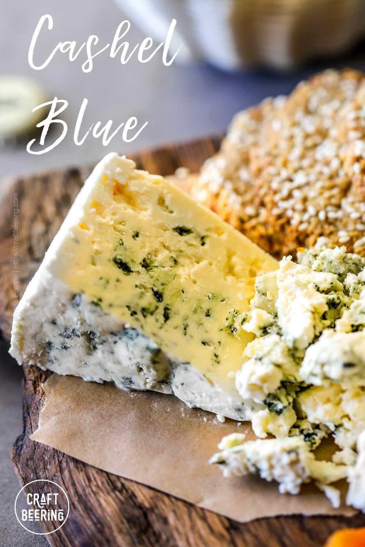 Cashel Blue - Ireland's best blue cheese.