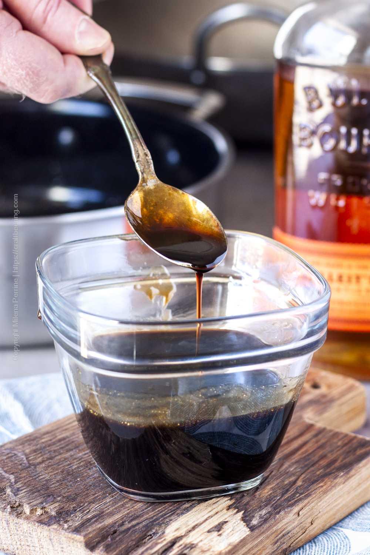 Bourbon Sauce